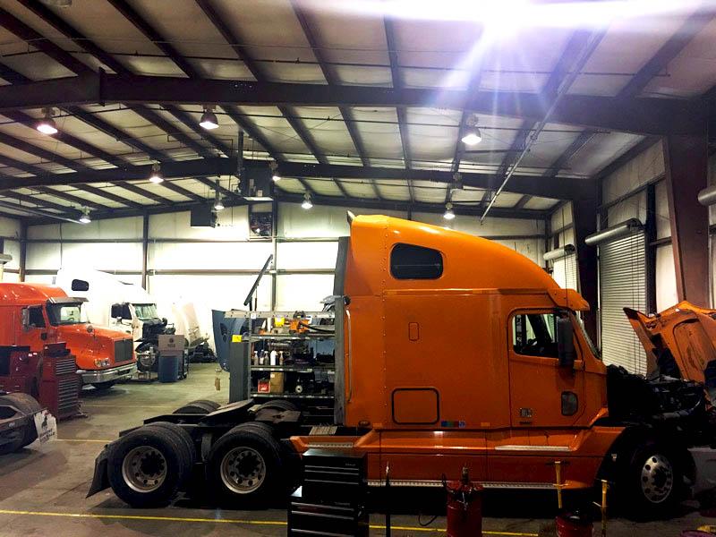 Semi Truck Repair in Atlanta, Georgia
